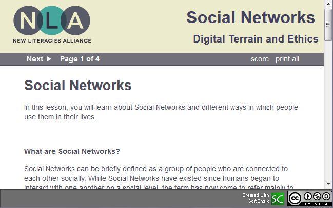 Digital Terrain and Ethics